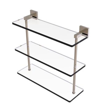 Allied Brass Montero-Tier Bathroom Shelf