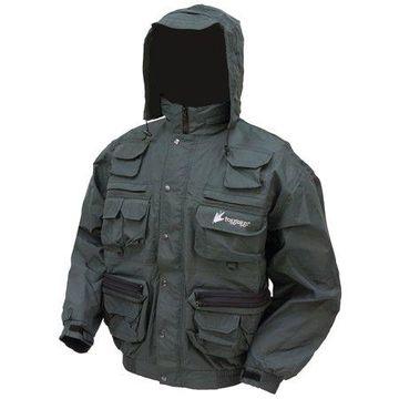 Frogg Toggs Cascades Sportsman's Pack Jacket, Medium