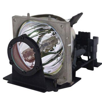 NEC LT10 Projector Housing with Genuine Original OEM Bulb