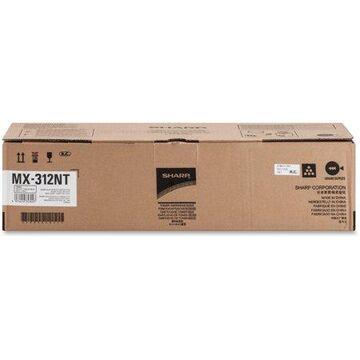 Sharp, SHRMX312NT, MX-312NT Toner Cartridge, 1 Each