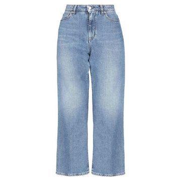 2W2M Denim pants