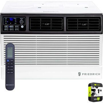 Friedrich Chill Premier 8,000 BTU 115V Wi-Fi Air Conditioner + Extended Warranty