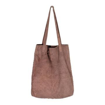 Latico Women's King Tote 5402 Mushroom Leather - US Women's One Size (Size None)