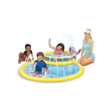Little Tikes My First Lil Water Park, Round Splash Pool