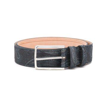 Etro Belts Blue