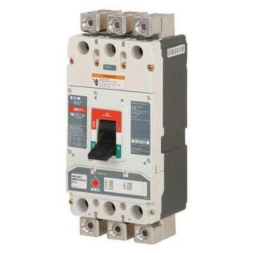 Molded Case Circuit Breaker, 600 A, 600V AC, 3 Pole, Free Standing Mounting Style, HMCP Series