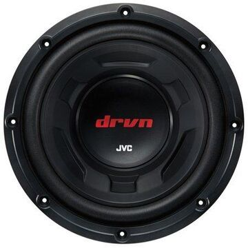 JVC CW-DR104 DRVN DR Series 4-Ohm Subwoofer (10 Inch)