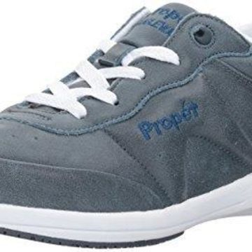 Propet Women's Washable Walker Walking Shoe, SR Royal Blue/White, 7.5 2E US