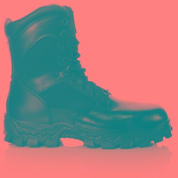 Rocky 6173 Alpha Force Men's Boot (Black - Size 10.5 - Leather)