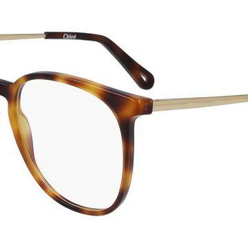 Chloe CE 2749 218 Womenas Glasses Tortoise Size 52 - Free Lenses - HSA/FSA Insurance - Blue Light Block Available