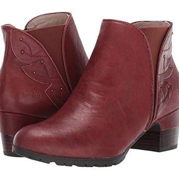 Jambu Roma (Whiskey) Women's Shoes