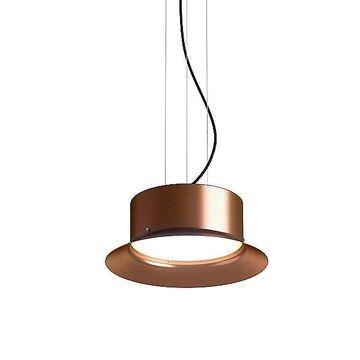 T-3415L Maine Small LED Pendant Light by Estiluz - Color: Copper - Finish: Copper - (113416260_1x034154472C)