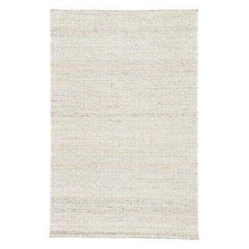 Jaipur Living Wales Natural Geometric Tan/White Area Rug, 2'x3'