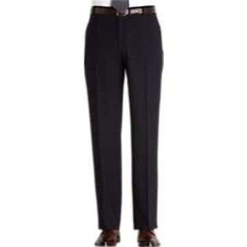Joseph & Feiss Navy Classic Fit Dress Pants