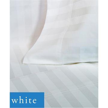 500 TC Sateen Stripe Queen Sheet Set