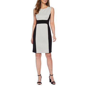 Liz Claiborne Sleeveless Sheath Dress