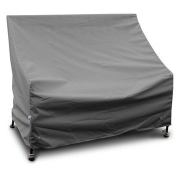 6' Bench/Glider Cover, Charcoal