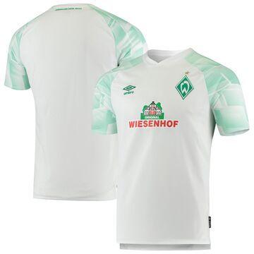 SV Werder Bremen Umbro 2020/21 Away Replica Jersey White