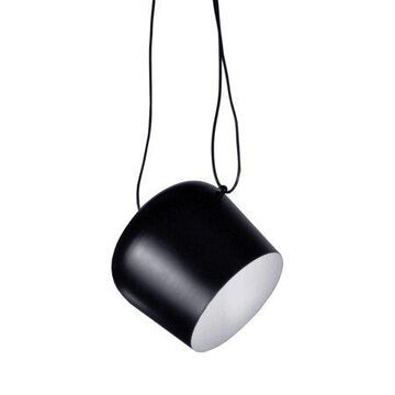 Dainolite 1 Light Adjustable Pendant - Black