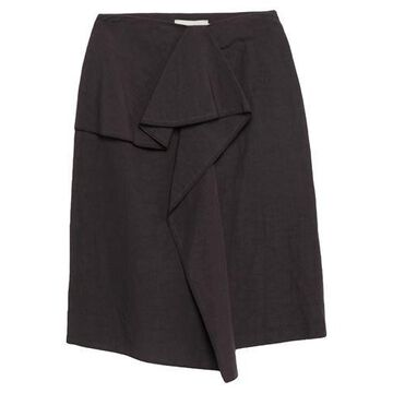 L' AUTRE CHOSE Knee length skirt