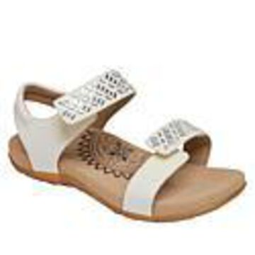 Aetrex Marcy Orthotic Sandal - White