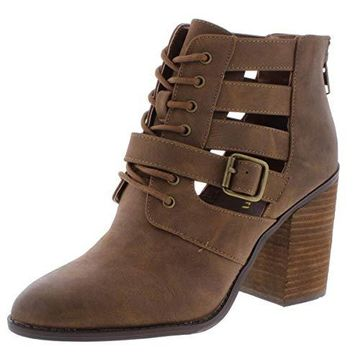 Madden Girl Womens marv Pointed Toe Ankle Fashion Boots