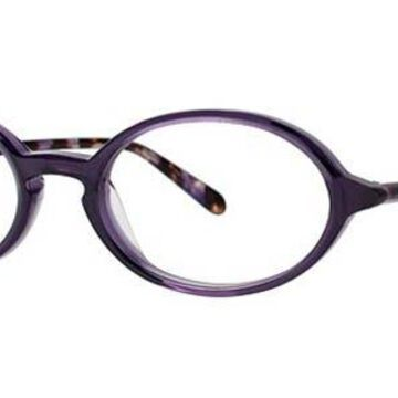 Vera Wang ETAIN AMETHYST 49 New Women Eyeglasses