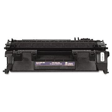 Troy 0281500500 05A Compatible MICR Toner, 2,300 Page-Yield, Black