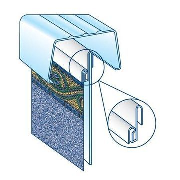 Blue Wave 48-in Bead Receiver for Above Ground Pools
