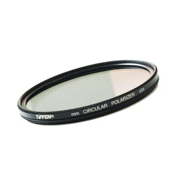 Tiffen 62mm Circular Polarizer Free Shipping
