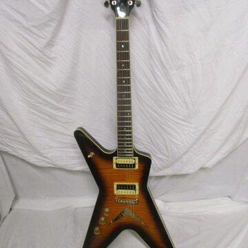 ML79 Solid Body Electric Guitar Trans Brazillian