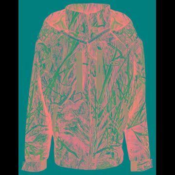 Drake Waterfowl Systems EST Heat-Escape Waterproof Full-Zip 2.0 Hooded Jacket for Men