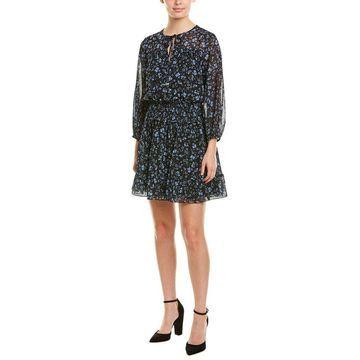 Shoshanna Womens A-Line Dress