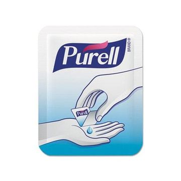 SANITIZER,PURELL,SINGLE