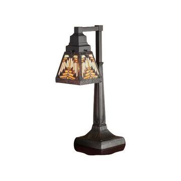 Meyda Tiffany 66527 Mission Accent Table Lamp