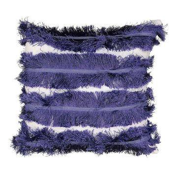 Waverly Kids La La Llama Fringe Decorative Pillow, Multicolor, Fits All