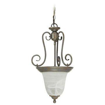 Volume Lighting V2233 Troy 1 Light Pendant