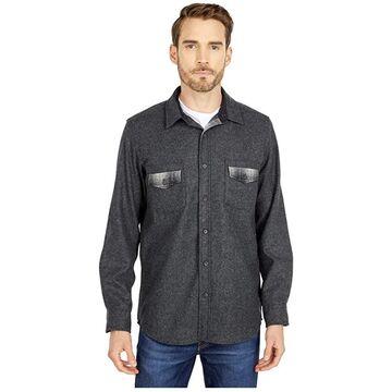 Pendleton Barlow Shirt (Oxford Mix) Men's Clothing