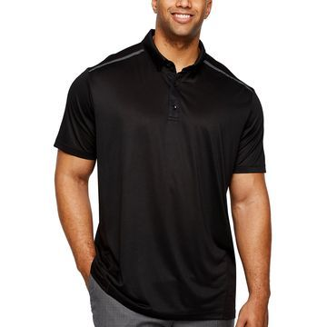 Msx By Michael Strahan Mens Short Sleeve Polo Shirt Big and Tall