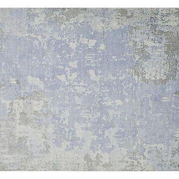 Denali Rug - Blue/Gray - Solo Rugs - 5'x8' - Blue, Gray