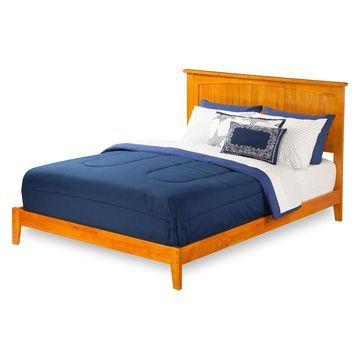 Atlantic Furniture Nantucket Traditional Bed
