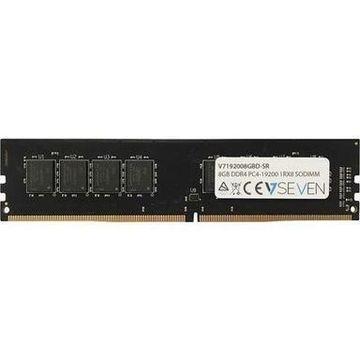 V7 - V7192008GBD-SR - V7 8GB DDR4 PC4_19200 2400Mhz 1.8V DIMM Desktop Memory Mod