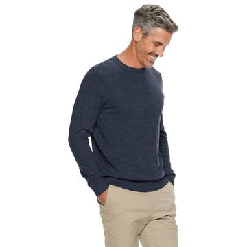 Men's Croft & Barrow Knitted Pullover