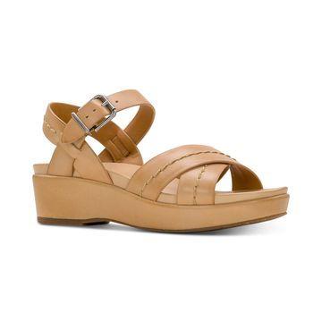Leila Wedge Sandals
