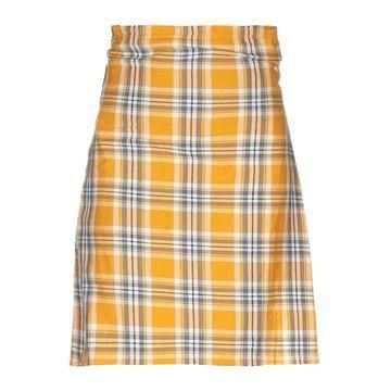 R13 Mini skirts