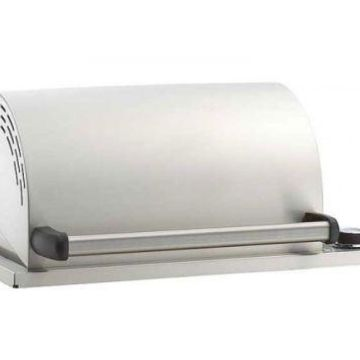 Deluxe Gourmet Style Oven Hood, Stainless Steel
