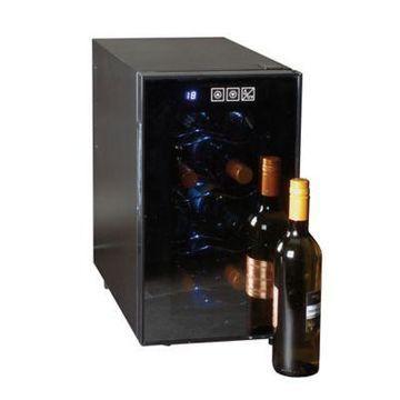 Koolatron 8-Bottle Urban Series Wine Cellar