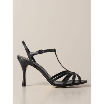 Marana Manolo Blahnik sandals in nappa leather