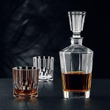 Riedel Facette Whisky Decanter & Tumblers Set