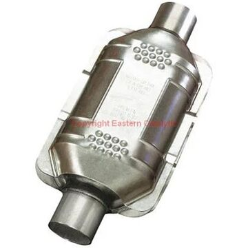 Eastern Catalytic Universal Catalytic Converters (50-State Legal), Driver Side Center Unit